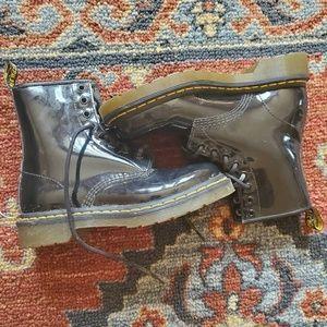 Dr. Marten combat boots